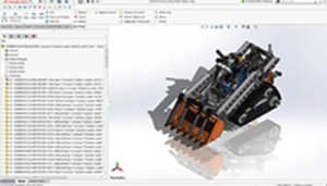 SAP ECTR interface to SOLIDWORKS